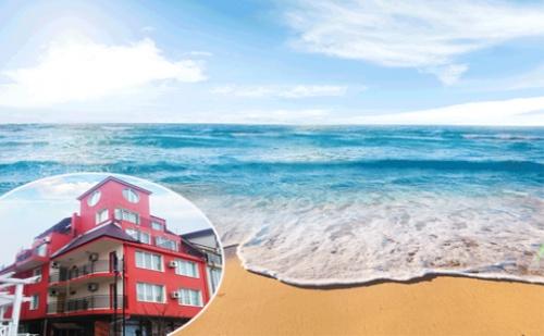 Септември в <em>Ахтопол</em> на 50М. от Плажа! Нощувка + Закуска или Закуска и Вечеря на Цени от 24 лв. в Хотел Кайлас