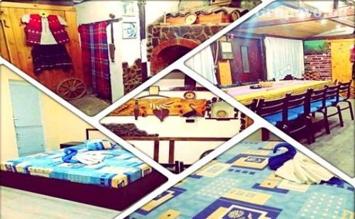 Нощувка за 14 Човека + Ползване на Механа само за 190 лв. в Семеен Хотел Наталия, <em>Вършец</em>
