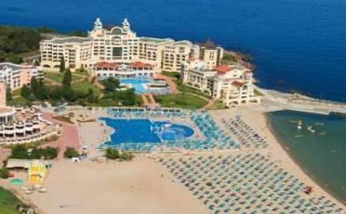 Лято 2018 на Първа Линия в Дюни, 5 Дни Аll Inclusive След 01.09 в Топ Хотел Марина Роял Палас