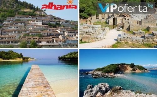 Двудневна Екскурзия до Албания Транспорт, Екскурзовод, Нощувка със Закуска и Вечеря от Бамби М Тур (Потвърдена)