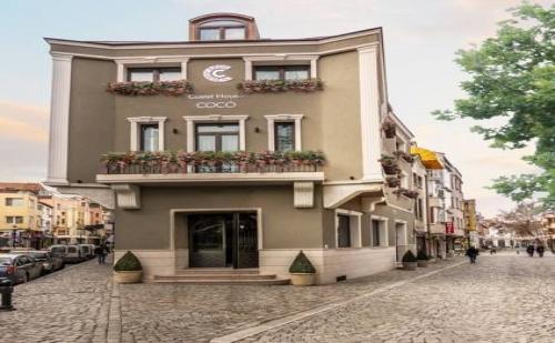 Лято 2018 за Двама в Boutique Guest House Coco, Пловдив