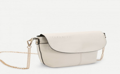 Дамска чанта PU Flap Shoulder Bag With Chain Strap