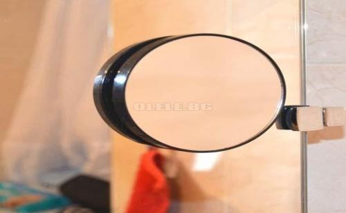 Силно Увеличително Козметично Огледало с Вакуумни Лепки