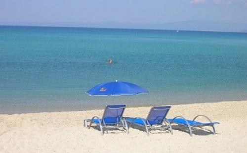 3 Нощувки, All Inclusive в Хотел Olympic Kosma 3*, Ханиоти, Халкидики, Гърция през Септември!