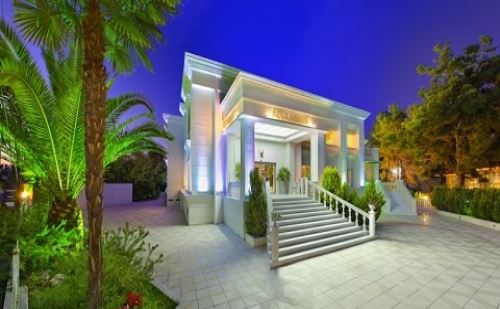През Септември: 5 Нощувки със Закуски и Вечери или All Inclusive в Хотел Elinotel Apolamare 5*, Халкидики, Гърция!