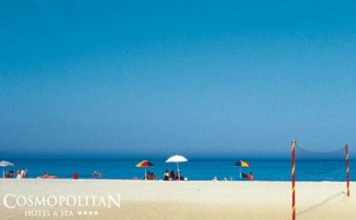 Септемврийски Празници: 3 Нощувки със Закуски и Вечери в Cosmopolitan Hotel & Spa 4*, Олимпийска Ривиера, Гърция!