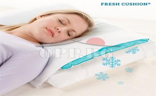 Винаги Комфортен Сън с Охлаждаща Възглавница