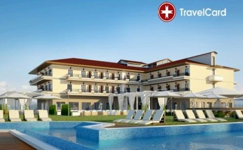 4* Гръцко СПА лято в хотел King Maron, Марония, Гърция