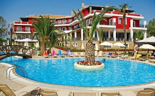 През Септември: 5 Нощувки със Закуски и Вечери в Хотел Mediterranean Princess 4*, Олимпийска Ривиера, Гърция!