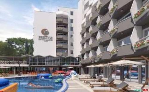 Лято 2018 в Лукс Хотел на Златни Пясъци, All Inclusive с Аквапарк След 29.08 в Престиж Делукс Аквапарк Клуб