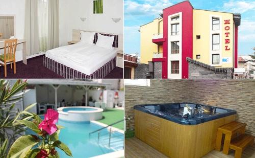 Почивка във Велинград. Нощувка със Закуска + Басейн, Джакузи, Сауна и Парна Баня в Хотел Свети Георги