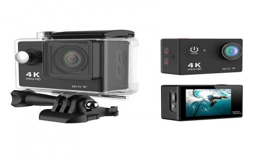 Екшън Камера Ultrahd 4K с Wifi