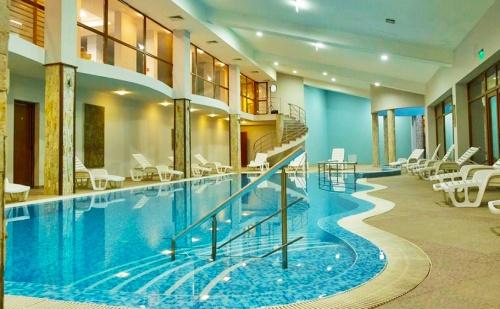 Спа Почивка в Банско. All Inclusive + Спа Пакет и Отопляем Басейн в Хотел Панорама Ризорт****