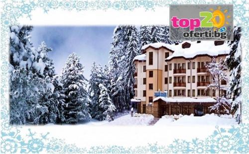 Нова Година в Боровец! 2, 3 или 4 Нощувки със Закуски и Вечери + Празнична Вечеря + Басейн и Спа Пакет в Хотел Вила Парк, Боровец, за 290 лв. на човек