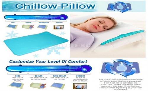 Охлаждаща Възглавница Chillow Pillow