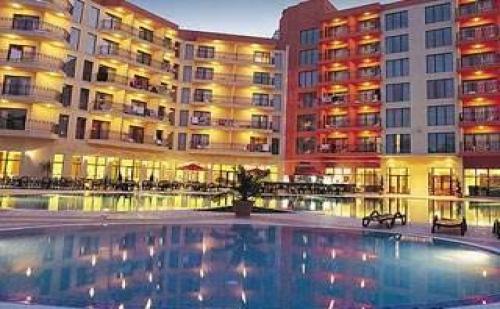 Лятна Почивка 2018 на <em>Златни Пясъци</em>, All Inclusive с Аквапарк от 29.08 в Престиж Хотел и Аквапарк