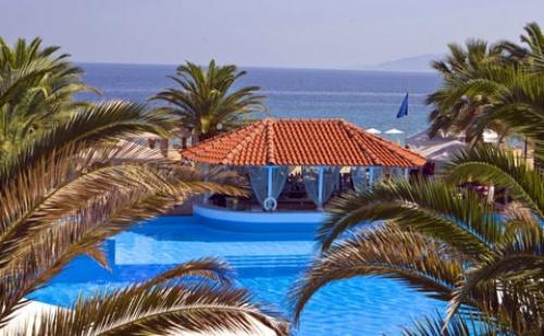 Ранни Резервации: 6 Нощувки, All Inclusive в Хотел Assa Maris Bomo Club 4*, <em>Халкидики</em>, Гърция през Май!