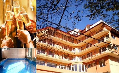 8 Декември в Спа Хотел Костенец. 1 или 2 Нощувки със Закуски и Празнична Вечеря + Басейн и Спа с Минерална Вода.