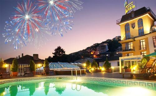 Нова Година в Хотел Премиер****, <em>Велико Търново</em>: 3 или 4 Нощувки със Закуски и Новогодишна Вечеря + Релакс Зона