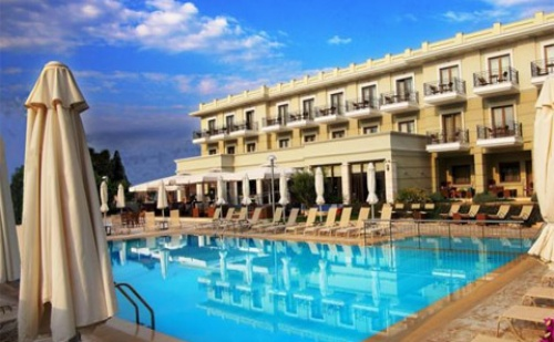 Нова Година в Гърция: 2 Нощувки със Закуски и Вечеря + Гала Вечеря в Danai Hotel & Spa 4*, Олимпийска Ривиера!