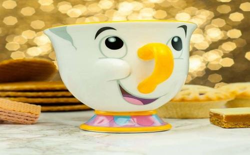 Чаша Чип от Красавицата и Звяра