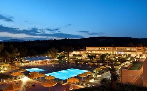 Ранни Резервации: 5 Нощувки със Закуски и Вечери в Хотел Royal Paradise Beach 5*, о.тасос, Гърция през Май!