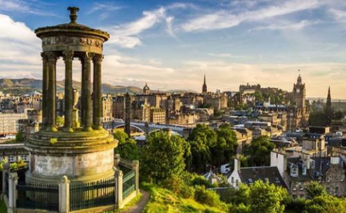 Екскурзия до Единбург - Мистичната Шотландска Красота! 4 Дни, 3 Нощувки със Закуски и Самолетен Билет!