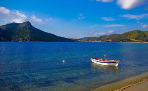 Ранни Резервации: 5 Нощувки със Закуски и Вечери в Хотел Toroni Blue Sea 4*, <em>Халкидики</em>, Гърция през Април, Май и Юни!