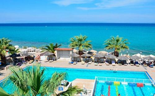 Ранни Резервации: 5 Нощувки със Закуски и Вечери в Хотел Sousouras 3*, Халкидики, Гърция през Юли и Август!