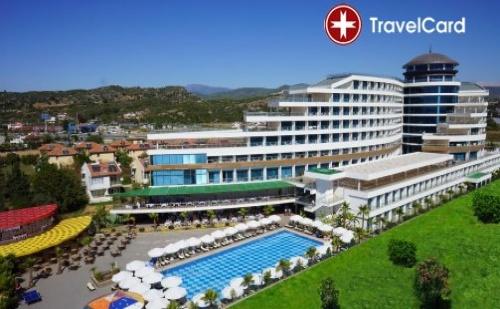 5* Ultra All Inclusive Ранни записвания в хотел Raymar Hotel & Resort, Анталия