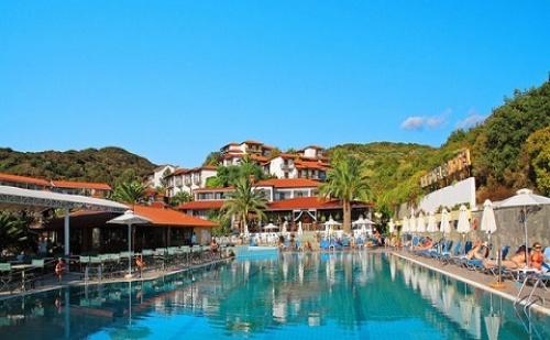 Ранни резервации: 6 нощувки, All Inclusive в хотел Aristoteles Holiday Resort & Spa 4*, Халкидики, Гърция през Юни!