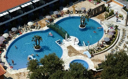 Ранни Резервации: 5 Нощувки със Закуски и Вечери в Хотел Athena Palace 5*, <em>Халкидики</em>, Гърция през Юни и Юли!