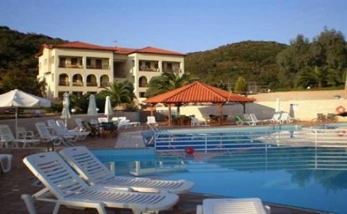 Ранни Резервации: 6 Нощувки, All Inclusive в Хотел Grand Platon 4*, <em>Олимпийска Ривиера</em>, Гърция през Юни и Юли!