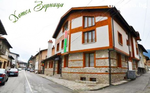 Нощувка със Закуска и Вечеря само за 29 лв. в Хотел Зорница, Банско