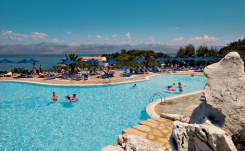 Ранни резервации: 5 нощувки, All Inclusive в хотел Mareblue Beach 4*, о.<em>Корфу</em>, Гърция през Май и Юни!