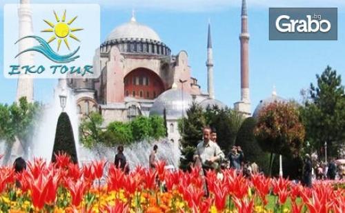 Посети Фестивала на Лалето в <em>Истанбул</em>! 2 Нощувки и Закуски, Плюс Транспорт и Посещение на Одрин