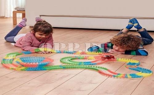 Детска Писта с Количка Magic Tracks