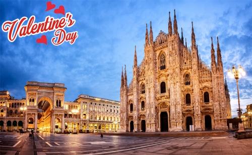 Екскурзия за Деня на Влюбените до <em>Загреб</em>, Верона и Венеция! Транспорт + 3 Нощувки със Закуски и Шопинг в Милано с Абв Травелс!