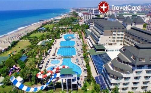 5* Ultra All Inclusive Ранни записвания в хотел M.C Arancia Resort, Анталия