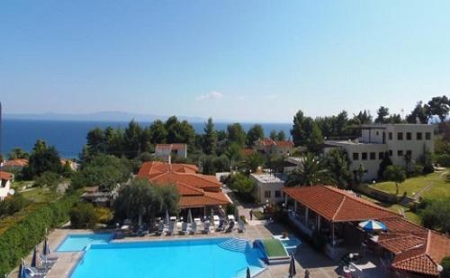 Ранни Резервации: 3 Нощувки със Закуски и Вечери или All Inclusive в Хотел Palladium 3*, <em>Халкидики</em>, Гърция през Юни