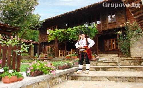 Наем на Две Самостоятелни Къщи за до 22 Човека + Оборудвана Механа и Барбекю от Зарковата Къща в Жеравна! Очакваме Ви и за Коледа!