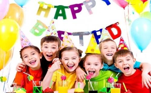 Детски рожден ден 2 часа за 10 деца и 15 възрастни + рисунка на лице за децата, аниматор, менюта, покани, балони и украса от Детски Клуб Аристокотките