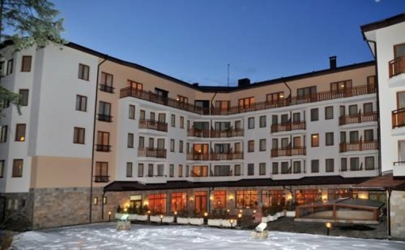 Почивка за Двама в Villa Park Guest Apartments, <em>Боровец</em>