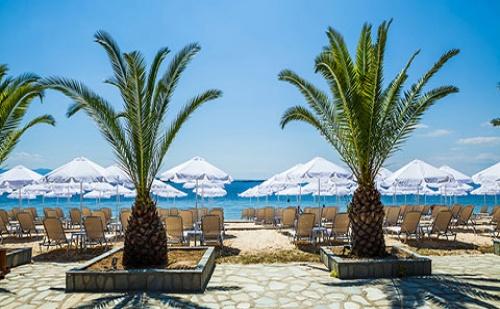 Ранни Резервации: 6 Нощувки, All Inclusive в Хотел Theoxenia 4*, Урануполи, Халкидики, Гърция през Май и Юни!