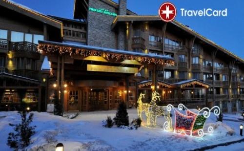 5* Зимна Ваканция в Хотел Пирин Голф