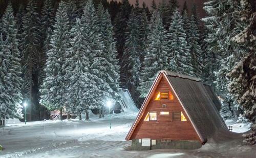 Ски Почивка в <em>Боровец</em>! Наем на Самостоятелна Вила за до 5-Ма във Вилно Селище Малина!