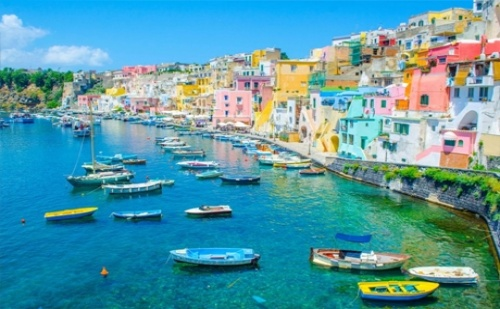 Самолетна Екскурзия до Южна Италия: Амалфи и Крайбрежие! Двупосочен Билет, 7 Нощувки на човек със Закуски + Летищни Такси и Екскурзовод с Български
