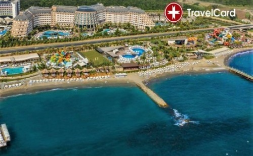 5* Ultra All Inclusive Ранни записвания в хотел Long Beach Resort Hotel&amp;Spa, <em>Анталия</em>