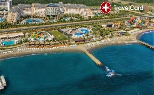 5* Ultra All Inclusive Ранни записвания в хотел Long Beach Resort Hotel&Spa, Анталия