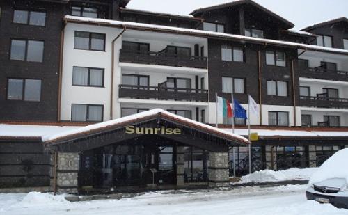 Ски Ваканция: 2 Нощувки със Закуски и Вечeри + Спа в Sunrise Park &amp; Spa Hotel 4*, <em>Банско</em> през Януари и Февруари!